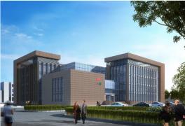 西安市副市长马鲜萍莅临众邦集团西安工厂项目视察调研