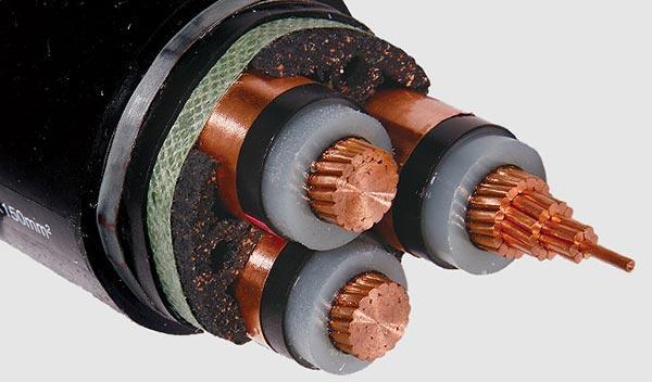 交联聚乙烯绝缘高压电力电缆