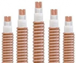 平凉柔性防火电缆