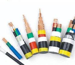 兰州聚录乙烯绝缘聚氯乙烯护套电力电缆